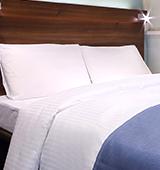 ベッド&ピロー(高密度スプリ ングマットレス &テンピュール枕)